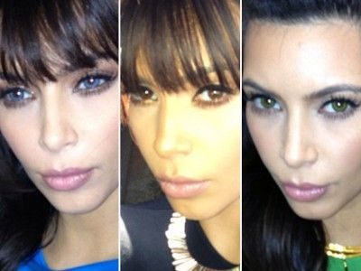 6 Celebs You Never Knew Wear Contact Lenses | Fashion ...