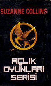 Açlık Oyunları Serisi 3 Kitap Kutulu : Alaycı Kuş-Ateşi Yakalamak-Açlık Oyunları - Suzanne Collins
