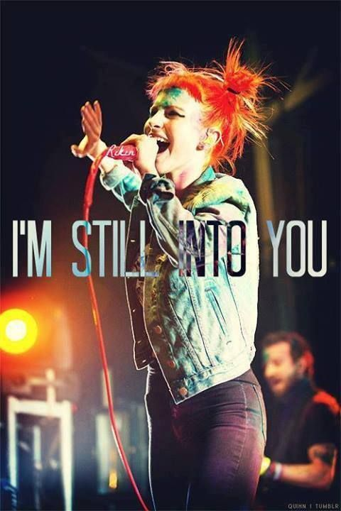 paramore quotes still into you - photo #25