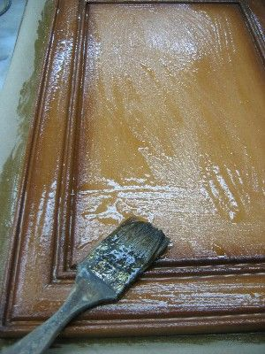 How to strip and refinish wood furniture....