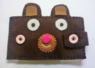 Hoe Chubby_Chan: Phone Pouch