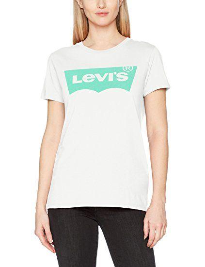 Corta Ropa Levis Camiseta Mujer Ideal Perfect De Para Verano qXwXrOz