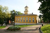 Raatihuone. Finland