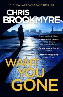 Want You Gone - Christopher Brookmyre