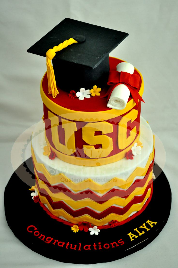 graduation cake decorations 1000 ideas about college graduation cakes on 4588