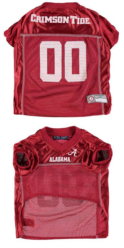Clothing and Shoes 177796: Alabama Crimson Tide Mesh Dog Football Jersey - College -> BUY IT NOW ONLY: $32.99 on eBay!