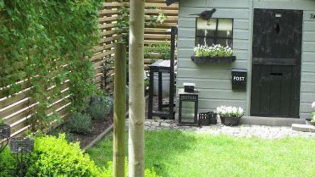 Petit jardin : 6 aménagements au top repérés sur Pinterest