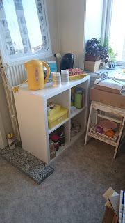 Pulverhexen's DIY: Café Corner