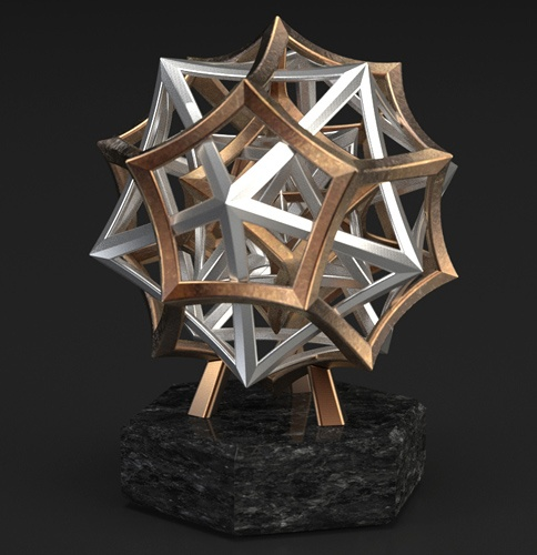 15 best images about Sólidos Platônicos on Pinterest ... Platonic Solids Art