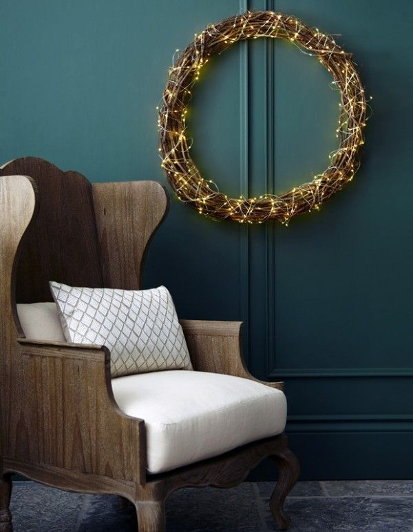 every diy christmas wreath is uniquely beautiful on show me beautiful wall color id=28784