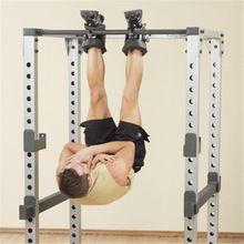 Procircle Nuevo Mentón Hasta La Suspensión Sistema de Gravedad Botas Tobillo Botas de Terapia de La Inversión Gym Fitness Power Botines(China (Mainland))