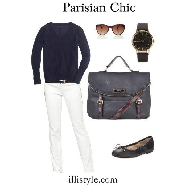 parisian chic look book pdf