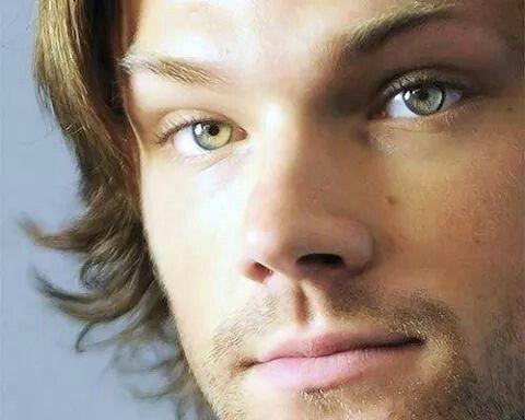 Jared's eyes <3