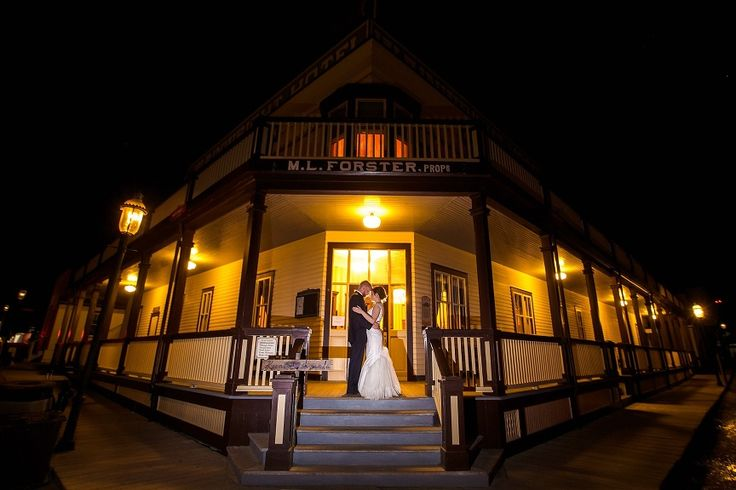 Wainwright Hotel, Heritage Park, is a beautifully elegant wedding venue in Calgary