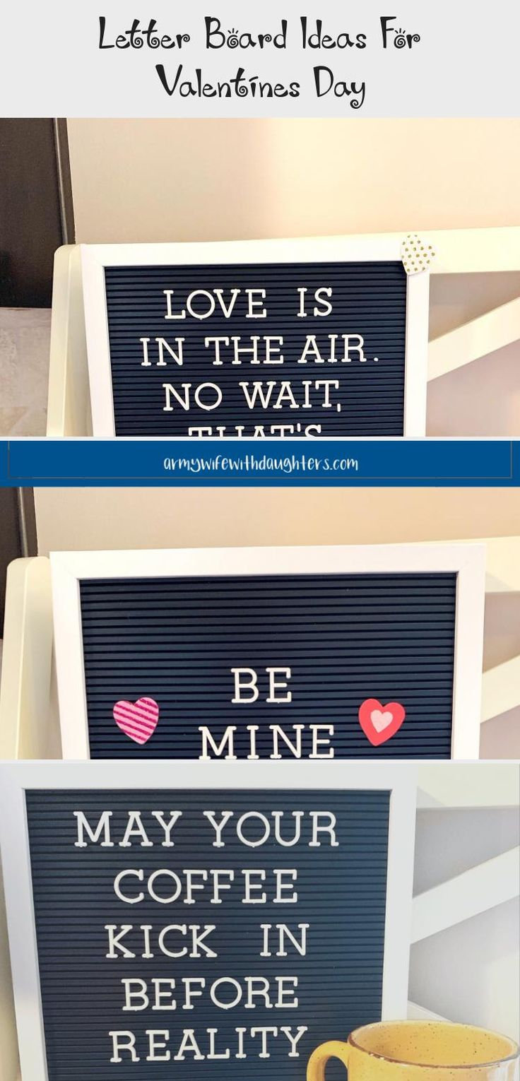 Letter Board Ideas For Valentines Day in 2020 Valentine