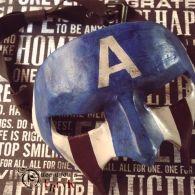 Captain America Mask
