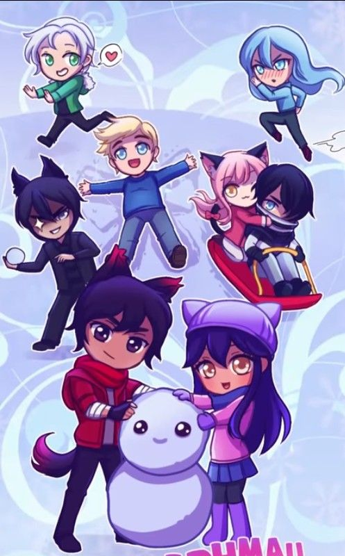 Fall Wallpaper For My Phone New Aphmau Phone Cover Limited Time Aphamu Hwnsnhdkbx