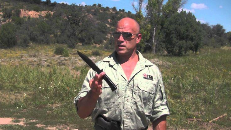 30 правил касающихся боевых ножей от Гейба Суареза