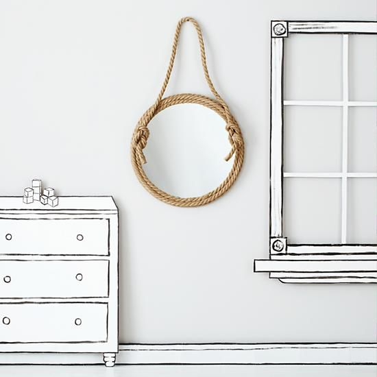 Top Rope Mirror  | The Land of Nod