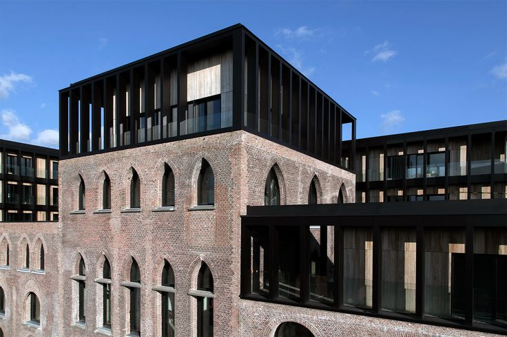 kanaal project, antwerpen (architecten: coussée & goris)