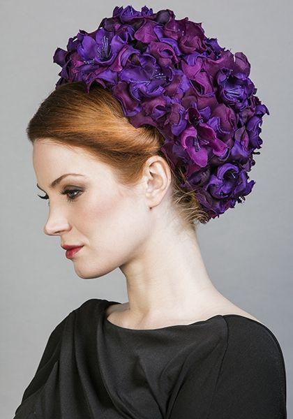 Royal Milliner Rachel Trevor-Morgan - Spring Summer Collection