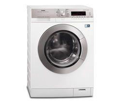 AEG L87695NWD Washer Dryer - White