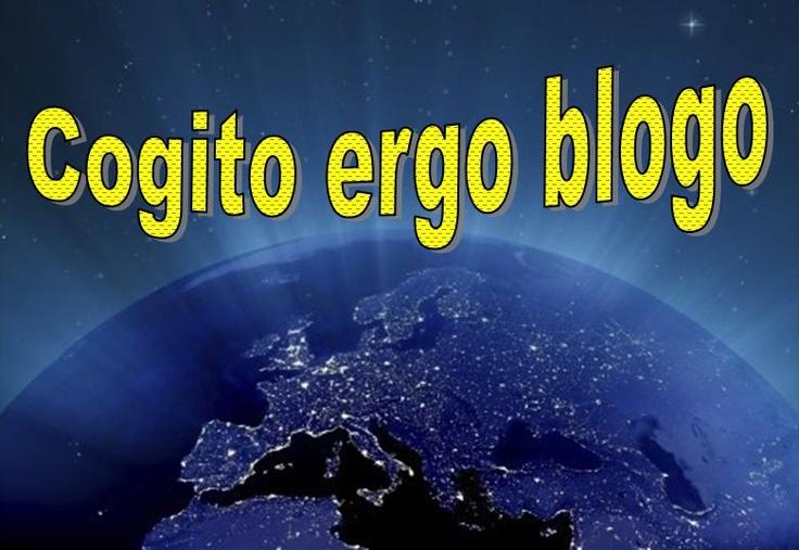 Cogito Ergo Blogo
