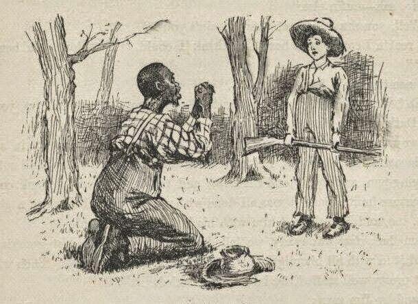 Racism in huckleberry finn essay