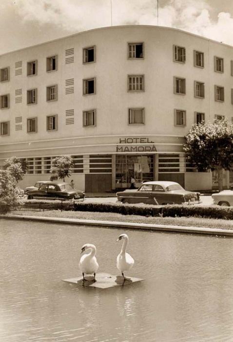 Hotel Mamora, Alexandria