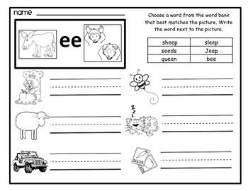 Phonics Digraphs And Diphthongs Activities Ideas For My Classroom Pinterest Jolly Phonics