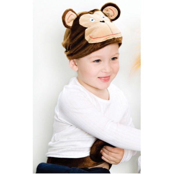 Μπαμπά κοίτα, είμαι μία μαϊμουδίτσα! Εκπληκτική ιδέα για πάρτυ, σχολικές παραστάσεις ή για μια μεταμφίεση και ατελείωτη διασκέδαση στο σπίτι.