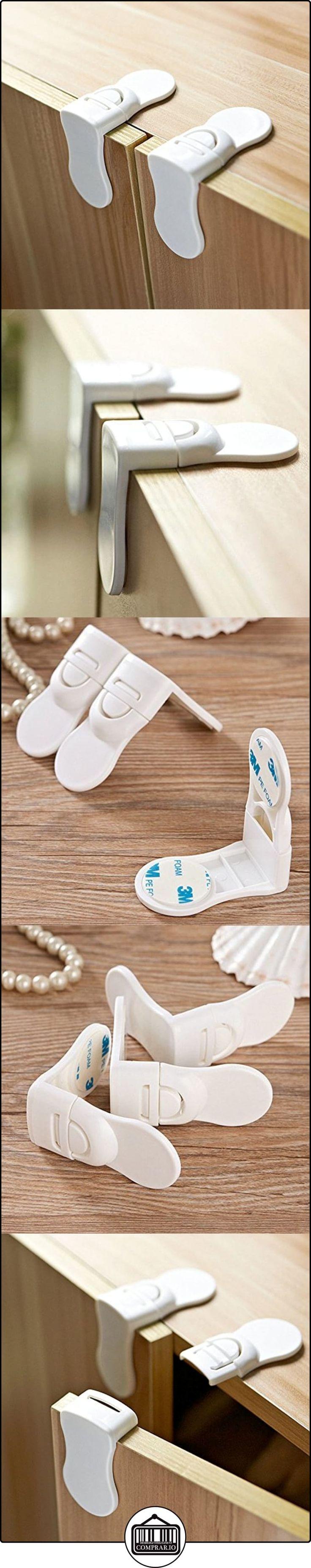 asentechuk® 5pcs Bebé Seguridad Cerraduras De Pantalla Tabla Corner Edge Protección Cubierta de los niños Edge Corner Guards  ✿ Seguridad para tu bebé - (Protege a tus hijos) ✿ ▬► Ver oferta: http://comprar.io/goto/B01J2YN6K0