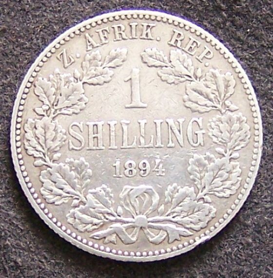 Lot pre 1900 ZAR South Africa 1 Shilling coins for grade and valuation - Coin Community Forum