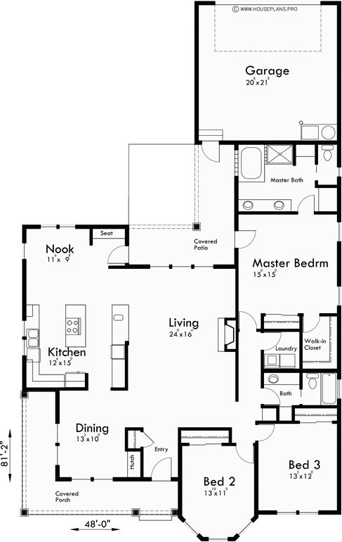 house plans victorian one level house plan w wrapping porch turret www