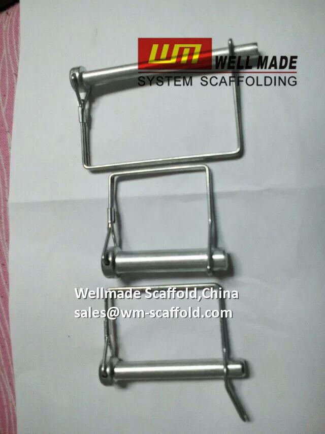 Scaffolding Snap Pin : Best h frame scaffolding ladder frames mason