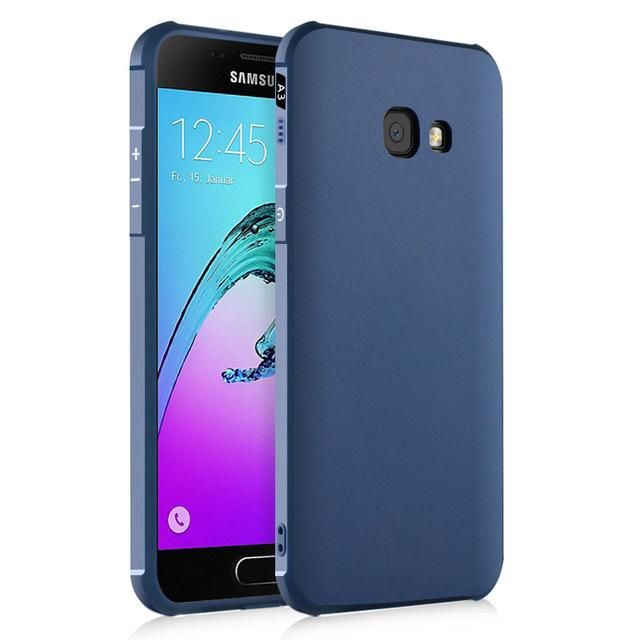 Case For Samsung Galaxy A5 2017 A7 2017 Luxury 3d Silicon Scrub Rubber Back Phone Cover For Samsung A5 2017 Case A520 A3 In 2021 Samsung Galaxy Phone Cover Galaxy Phone