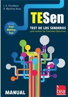 Tesen : test de los senderos para evaluar las funciones ejecutivas / José Antonio Portellano, Rosario Martínez Arias