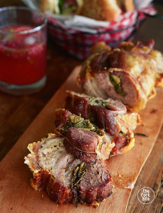Porchetta Recipe - Italian porchetta that is meltingly tender, with an almost startlingly crispy skin.