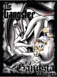 gangster bugs bunny wallpaper - photo #22