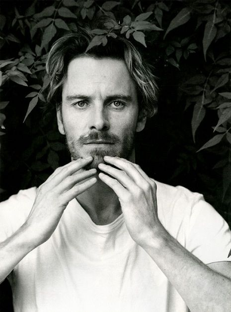 Michael Fassbender | You can't hide...