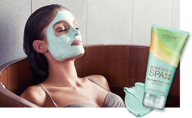 Domowe Spa – Jak zapewnić sobie niesamowitą odmianę? | Oriflame Cosmetics