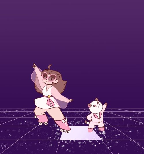 Bee And Puppycat Cat Cafe