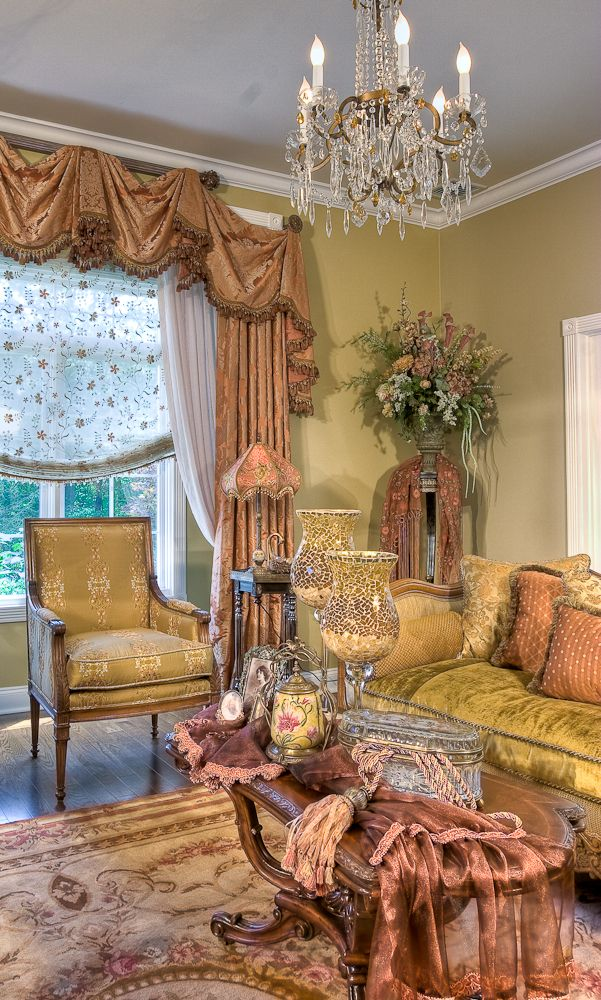 Romantic Style Living Rooms: 1536 Best Tuscan Style Decor Images On Pinterest