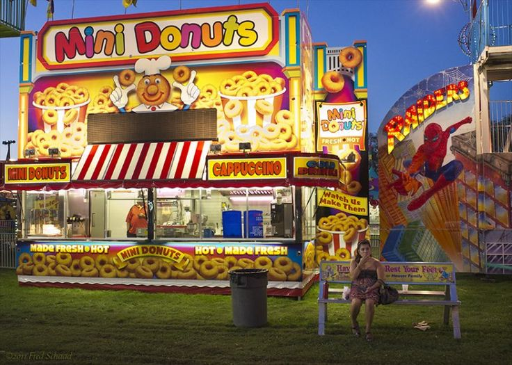 Donut Stand Google Search Dive Inn Food Ice Cream
