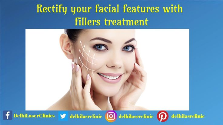 Rectify your facial features with #fillers treatment. Interested in reading useful info about fillers for cheeks to further enhance your looks? Visit Delhi Laser Clinic today!