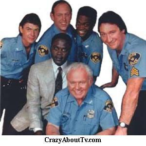 In the Heat of the Night - (1988-1995). Starring: Carroll O'Connor,  Howard Rollins, Carl Weathers,  Alan Autry, Anne-Marie Johnson, Lois Nettleton, David Hart, Geoffrey Thorne, Hugh O'Connor, Crystal R. Fox, Denise Nicholas and Christian LeBlanc.