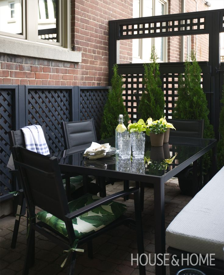 Best 25 small patio ideas on pinterest small patio for Small patios on a budget
