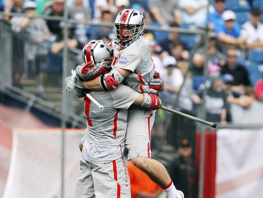 Ohio State rallies to edge Towson and reach first men's lacrosse final