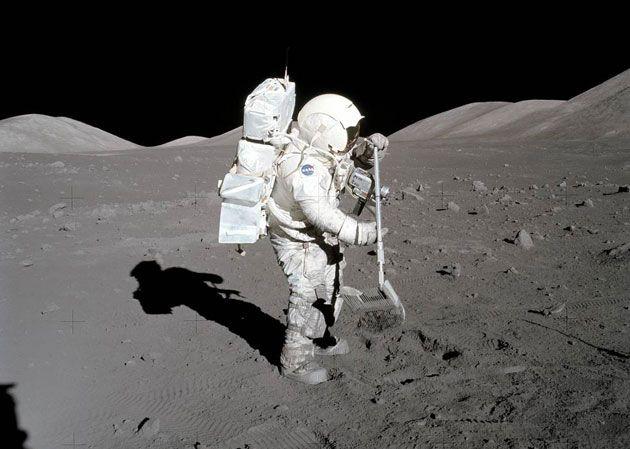 Letzte versiegelte Apollo-Mondproben sollen geöffnet werden