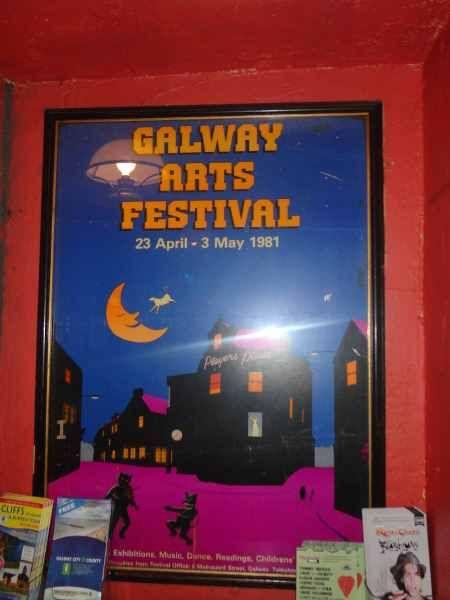Galway Arts Festival 1981